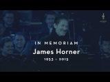 Джеймс Хорнер James Horner (14.08.1953. - 22.06.2015.) - In Memoriam Hollywood in Vienna