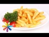 Как готовить хрустящую картошку фри –совет от Игоря Мисевича, специально для ВК