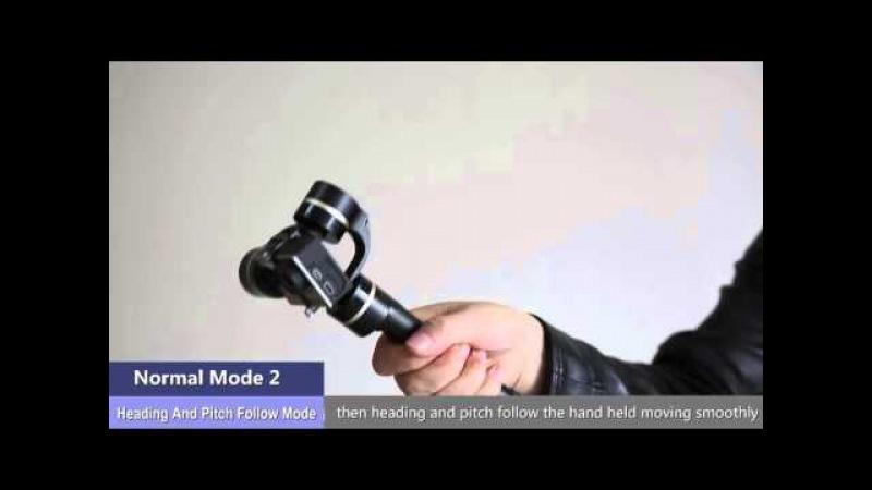 Трехосевой электронный стабилизатор Feiyu FY-G4 для GoPro