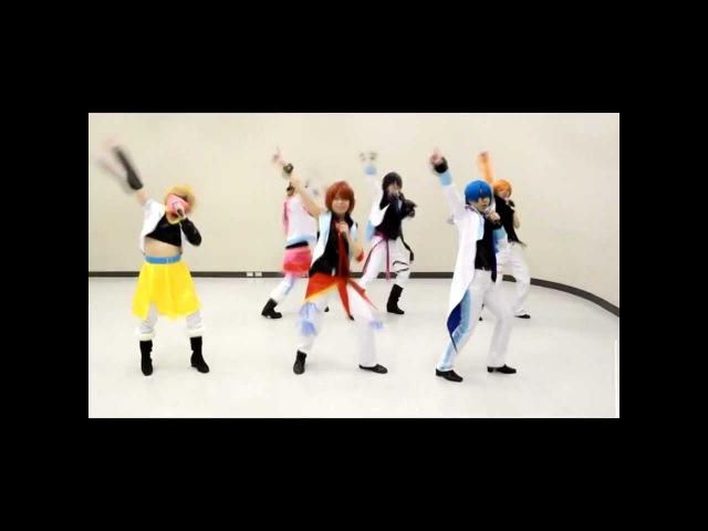 【公式振付】マジLOVE1000【踊ってみた】HD