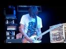 Radiohead Thom Yorke Jonny Greenwood Arpeggi Weird Fishes Glastonbury Festival Pilton UK 5 9