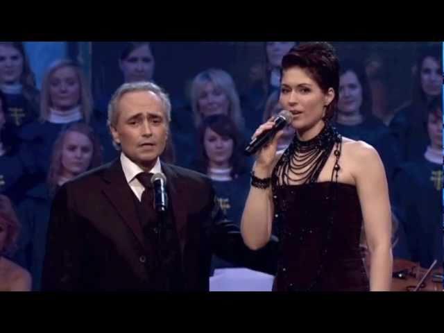 Sissel Kyrkjebø Jose Carreras - Quando Sento che Mi Ami