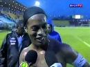 Ronaldinho Gaúcho Eu sou Flamengo e sou Feliz.