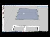 Урок 3 Проектирование дома в SketchUp