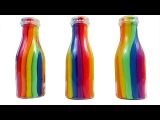 Play Doh Rainbow Bottles Surprise Teletubbies Spiderman Goofy
