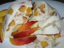 Как приготовить низкокалорийный десерт с творогом и фруктами