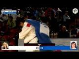 Grand Prix Tbilisi 2014 Yarden Gerbi (ISR) - Pari Surakatova (RUS)