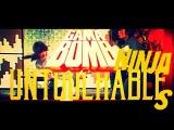 GAMA BOMB - Ninja UntouchablesUntouchable Glory (2015) official video AFM Records