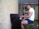 Ева Польна — Я тебя тоже нет (Je T'aime)-клавиши кавер.wmv