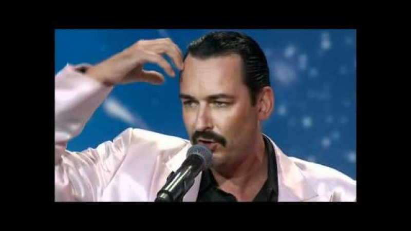 Australia's Got Talent 2011 - Freddy Mercury