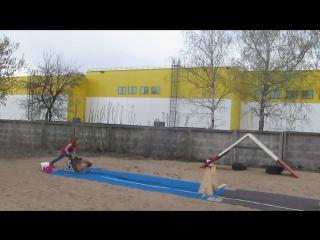Барни/Кобра - 1 забег