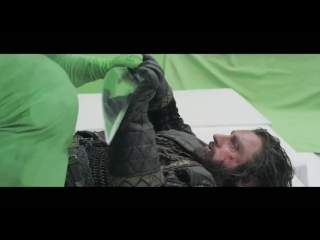 Dwalin and Thorin's death