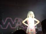 Присели, концерт группы IOWA в «Максимилианс» Самара, 10.09.15