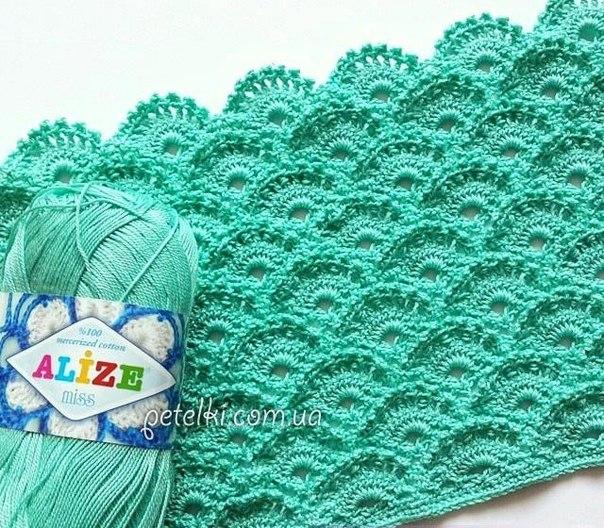 Ganchillo Pattern : Delicadezas en crochet Gabriela: Patron ganchillo