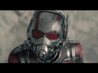 Человек-муравей / Ant-man.ТВ-ролик (2015) HD