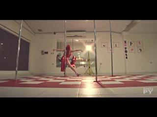 Exotic Pole Dance - DANZAPY • Ximena Perez