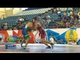 Казахстан1-Узбекистан/Греко-римская борьба.Кубок Президента-2015