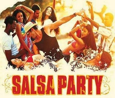 Афиша Хабаровск Вечеринка у Salsa Cubana и Апельсин