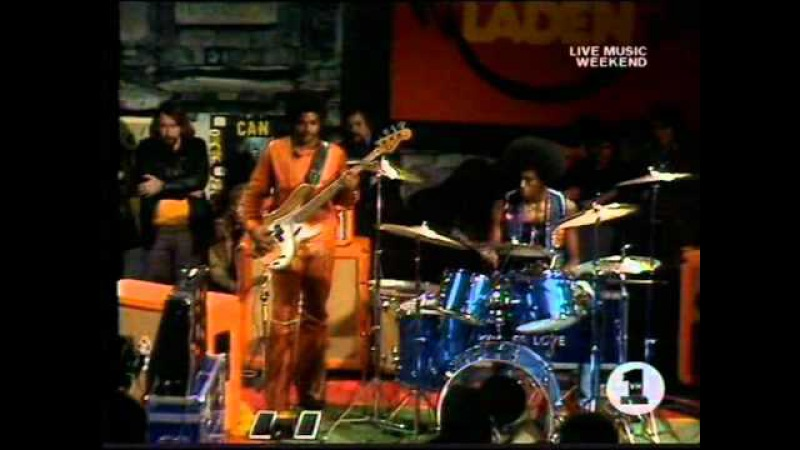 Stevie Wonder 1974 concert on German TV show MusikladenBeat Club
