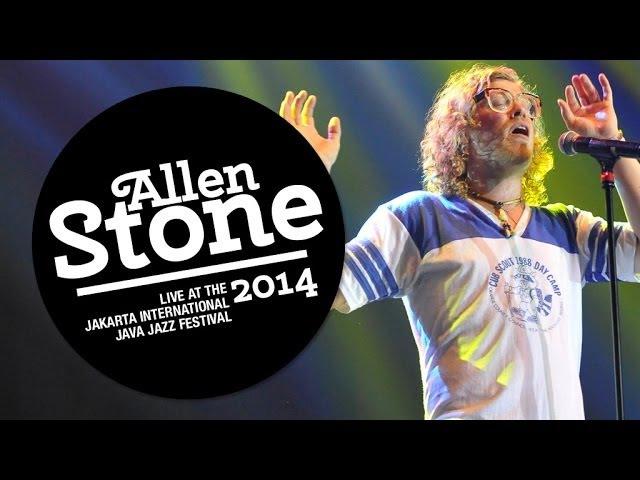 Allen Stone Live at Java Jazz Festival 2014