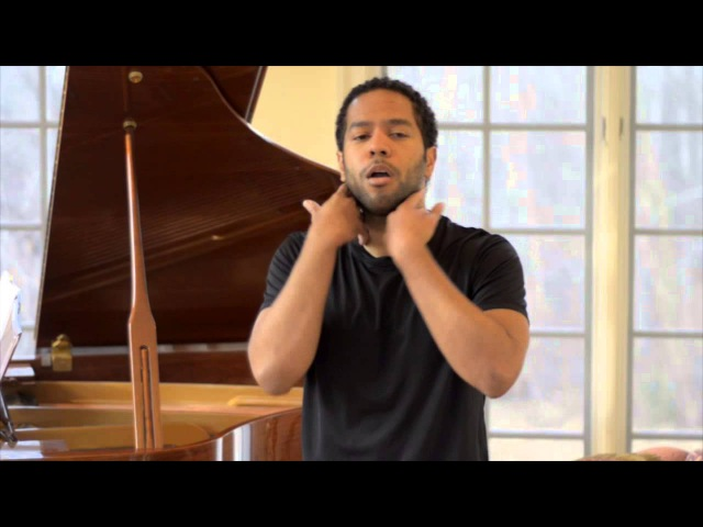 Professional Vocal Warmup 1 - Opening Up The Voice