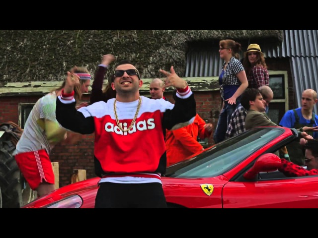 Boaz van de Beatz - No Way Home (feat. Mr. Polska Ronnie Flex) [Official Music Video]