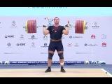 Aleksey Lovchev - Jerk 257 kg | Алексей Ловчев - Толчок 257 кг