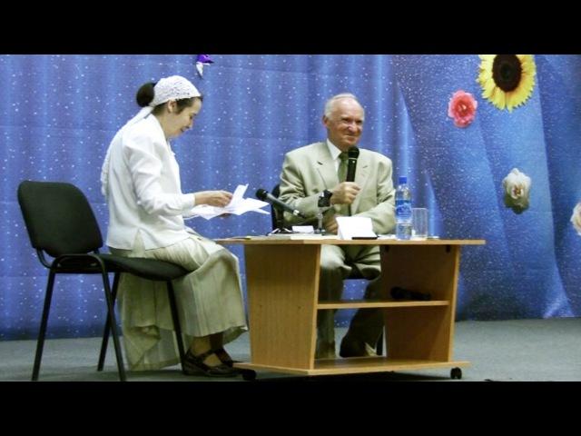 Духовные корни современного кризиса (Москва, 2009.06.14) - Осипов А.И.