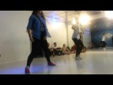 Валера Волков - HIP-HOP - Live dance class @RaiSky