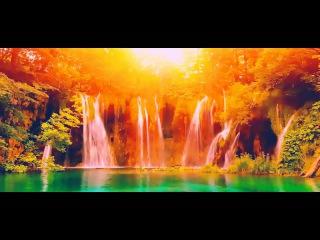 Релакс. Музыка для души.  Водопад. Слушаем и отдыхаем...