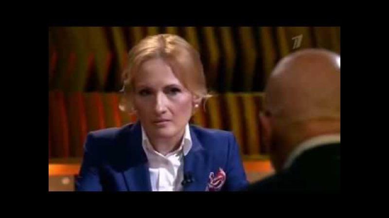 Ирина Яровая Познеру: Вы чужды нашей культуре. Цензура вырезала не только это...