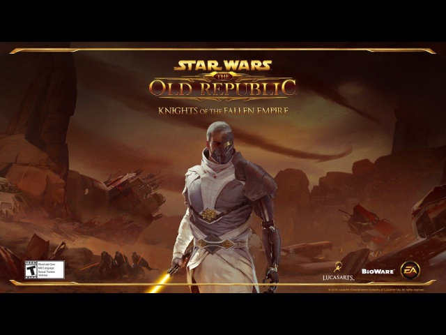 """STAR WARS The Old Republic Knights of the Fallen Empire трейлер Sacrifice"""""""