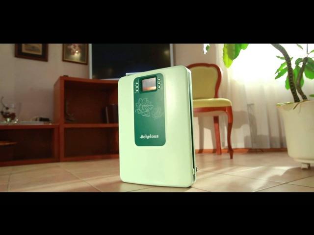 Ионизатор очиститель воздуха «Achelous» (Winalite)