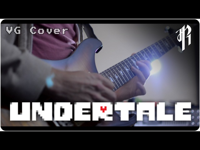 Undertale Heartache (Toriel Battle) - Metal Cover || RichaadEB
