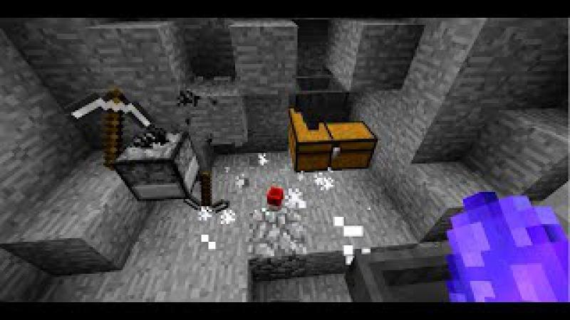 Автошахтер в Minecraft без модов