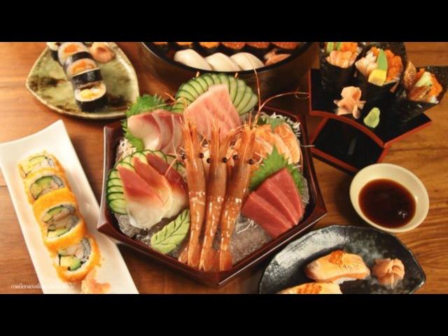 ZEN EXPERIENCE : SUSHI - SASHIMI