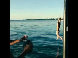 Лучшие видео приколы и юмор! on Instagram: Еще несколько гениальных ребят.