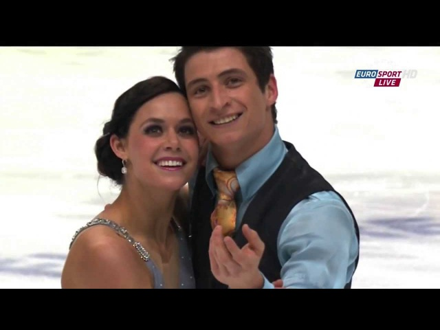 2011 World Championships Tessa VIRTUE Scott MOIR SD