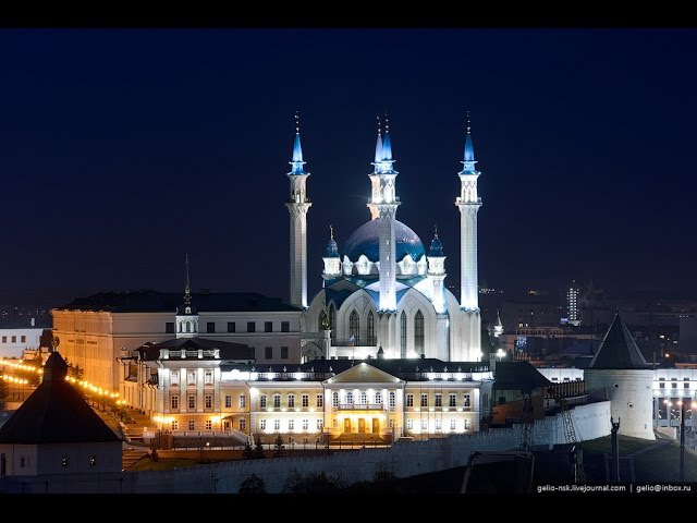 Песня Мечеть Кул -Шариф. Автор - Флора Вафина
