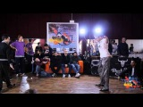 Orbit VS D.MSS I LOVE THIS DANCE 18 FUSE the FLOOR Battle