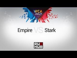 Team Empire - , WCA EU Open Qual 1/2, game 1