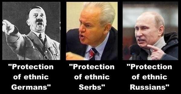 Путин в любой момент может развязать войну с Восточной Европой, - генерал НАТО - Цензор.НЕТ 7158