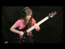 New Artist Showcase Tina 14 year old guitar virtuoso from France ...