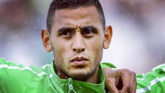 Гулам вызван в сборную Алжира на Кубок Африки