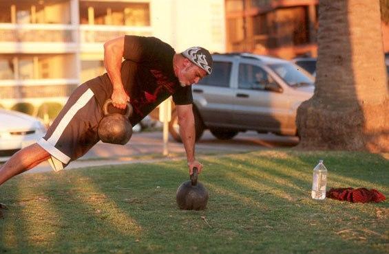 5 лучших упражнений для занятий на улице