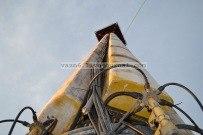 10 октября 2011 - Жигулевский ретранслятор. Элементы вышки
