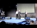 Команда КВН Чита-вторая. Региональная Забайкальская лига. Фестиваль. 25.04.2015 (online-video-cutter.com)