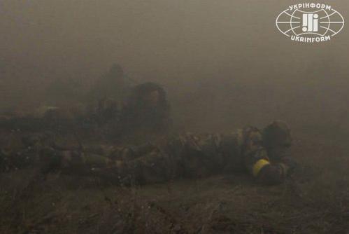 Террористы проводят активное перемещение сил: группировки боевиков наращиваются на всех основных направлениях, - СНБО - Цензор.НЕТ 5277