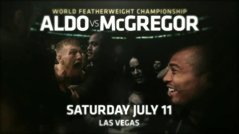 UFC 189 Aldo vs McGregor Promo
