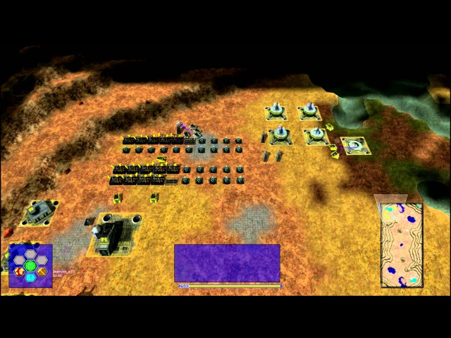 Warzone 2100 WT 2015 RBMW Fenrir vs Finder on Dramatic